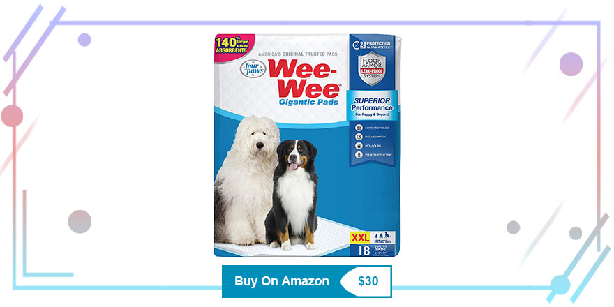 Wee-Wee Pee Pads for Dogs
